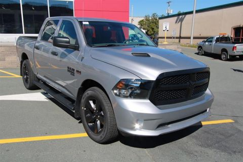 New 2020 RAM RAM 1500 Classic Crew Cab 4x4 (DS) Express Four Wheel Drive Pick up