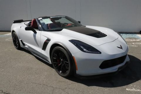 New 2019 Chevrolet Corvette Z06 3LZ Rear Wheel Drive Convertible