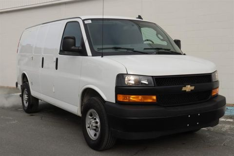 Certified Pre-Owned 2019 Chevrolet Express Rear Wheel Drive Cargovan