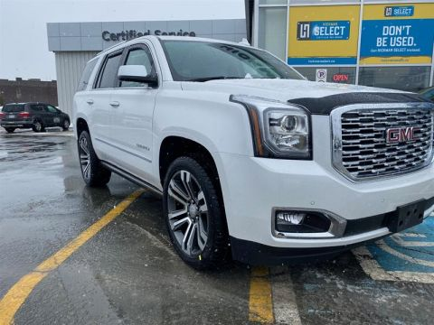 New 2020 GMC Yukon Denali All Wheel Drive SUV