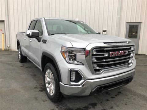 New 2019 GMC Sierra 1500 SLT Four Wheel Drive Pick up