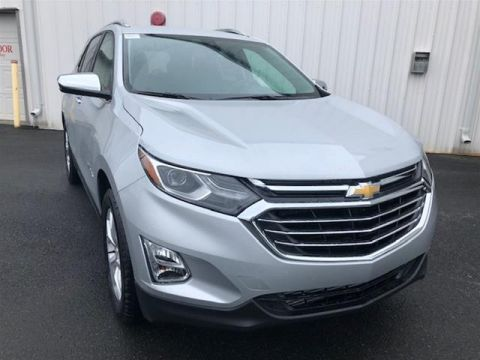New 2020 Chevrolet Equinox Premier All Wheel Drive SUV