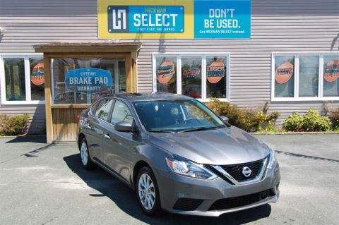 Pre-Owned 2019 Nissan Sentra 4-Door Sedan
