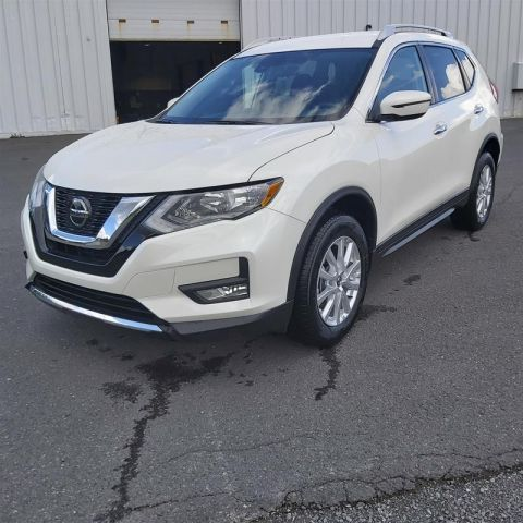 New 2020 Nissan Rogue SV AWD CVT All Wheel Drive Crossover