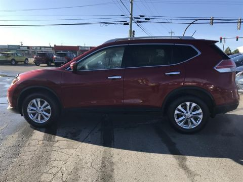 Pre-Owned 2016 Nissan Rogue SV AWD CVT All Wheel Drive Crossover