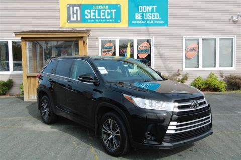 Pre-Owned 2018 Toyota Highlander LE All Wheel Drive SUV