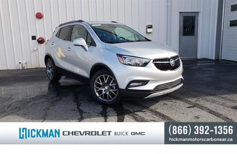 New 2019 Buick Encore Sport Touring Front Wheel Drive Crossover