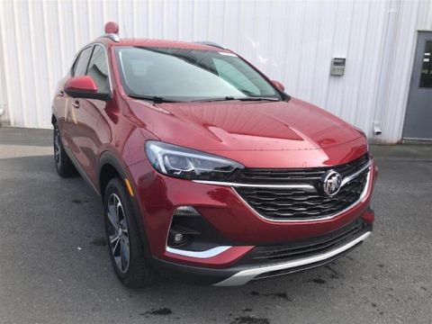 New 2020 Buick Encore GX Essence All Wheel Drive Crossover