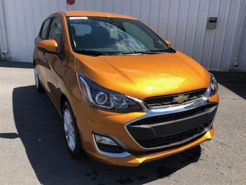 New 2020 Chevrolet Spark LT Front Wheel Drive 5-Door Hatchback