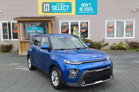 Pre-Owned 2020 Kia Soul 5-Door Hatchback